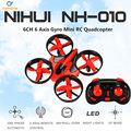 Newest NH010 H36 Mini Drone 6 Axis RC Micro Quadcopter With Headless Mode One Key Return Helicopter Vs H8 Dron Best Toys For Kid