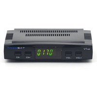 FREESAT V7 1080 P DVB-S2 TV Box Receptor de Radiodifusión de Vídeo Digital Receptor Set Top Box Soporte USB PVR EPG para TELEVISIÓN de ALTA DEFINICIÓN