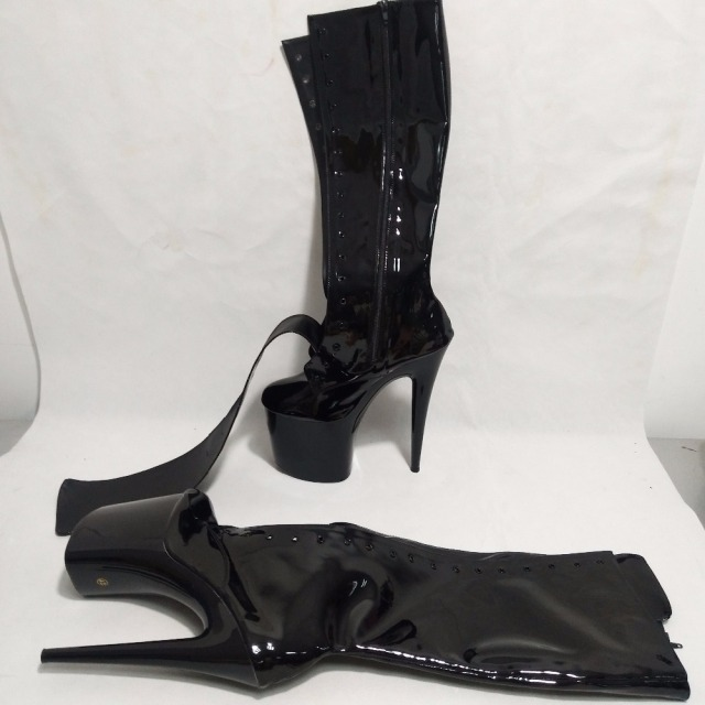 High Heel Half Boots (4 types)