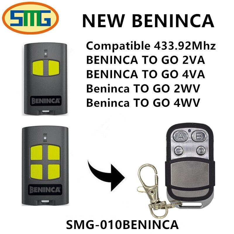 Handsender Beninca 4-K 433 MHz TO-Go 4VA