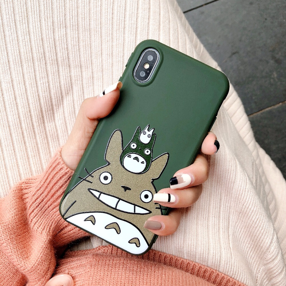 cover iphone 7 totoro