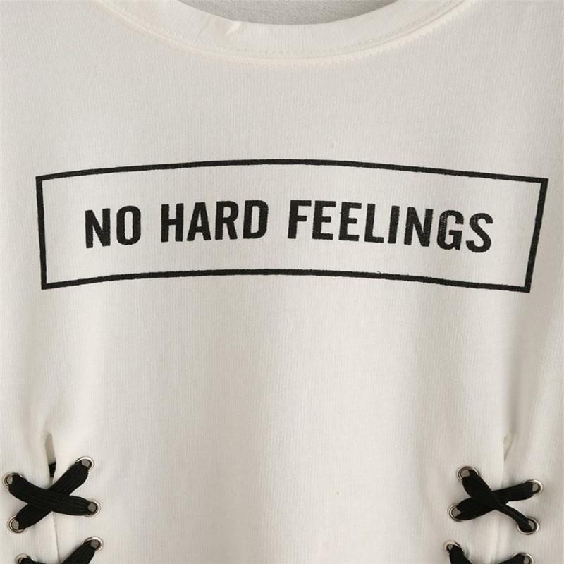 FELIZ PRETTY nuevo verano tops de mujer camiseta de mujer letra de - Ropa de mujer - foto 5