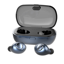 цена на TWS-X8 TWS Bluetooth Earphones waterproof headset True Wireless Earbuds Mini Stereo Music With Mic for sport with charging box