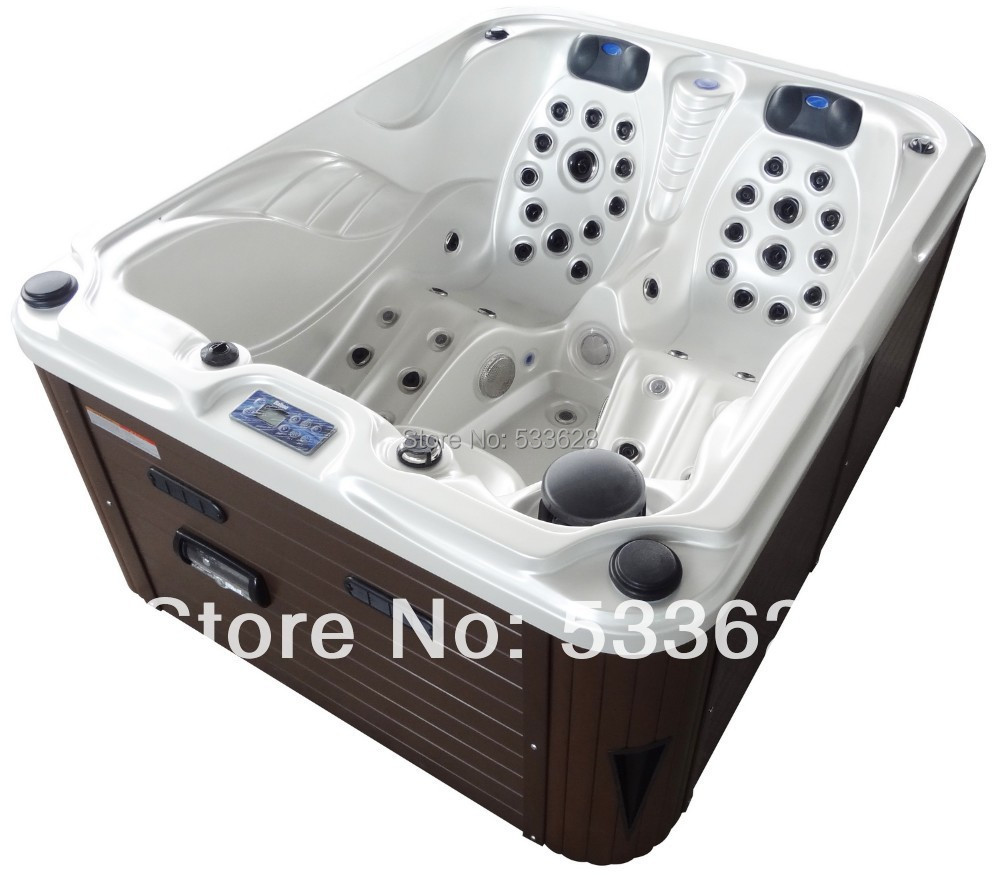2803 3 person leisure whirlpool baths for sale free shipping-in ...