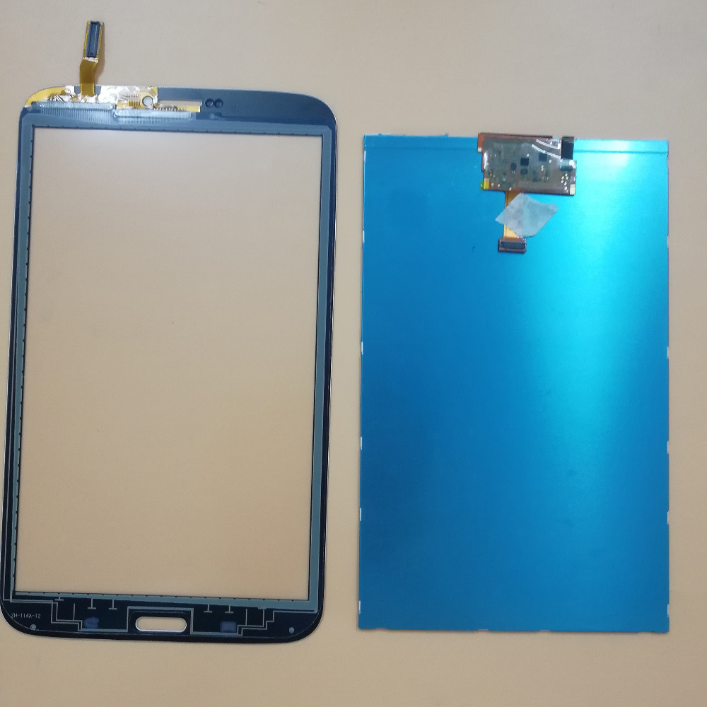For Samsung Galaxy Tab 3 8.0 T310 T311 SM-T310 SM-T311 Touch Screen Sensor Digitizer Glass + LCD Display Screen Panel Monitor new 8 screen parts for samsung galaxy tab 3 8 0 t311 sm t311 lcd display matrix touch screen digitizer sensor free shipping