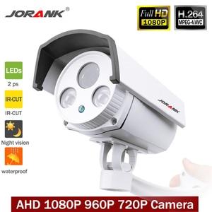 Full HD AHD 720 p 960 p 1080 P 4mp Cctv Waterproof Camera HD 1MP 2MP Analog Camera Night Vision IR 30 Mt Cctv Camera For AHD DVR