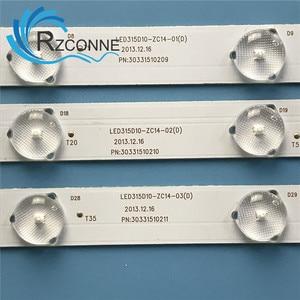 Image 4 - LED Backlight strip 10 Lamp for LE32TE5 LED315D10 ZC14 LE32D8810 LE32D8810 LD32U3100 LE32F3000W LED315D10 ZC14 01(D) 02(D) 03(D)