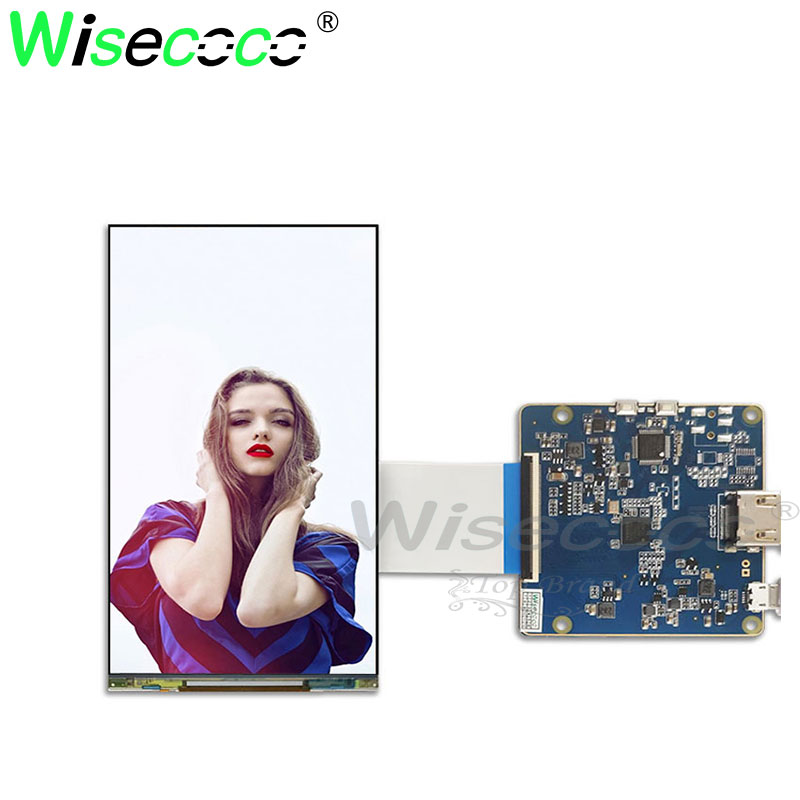 Back To Search Resultscomputer & Office Tablet Accessories 8.9 Inch 2k Tftmd089030 Lcd Display With Mipi Hdmi 2 Usb Control Board For Diy Project 61 Pins