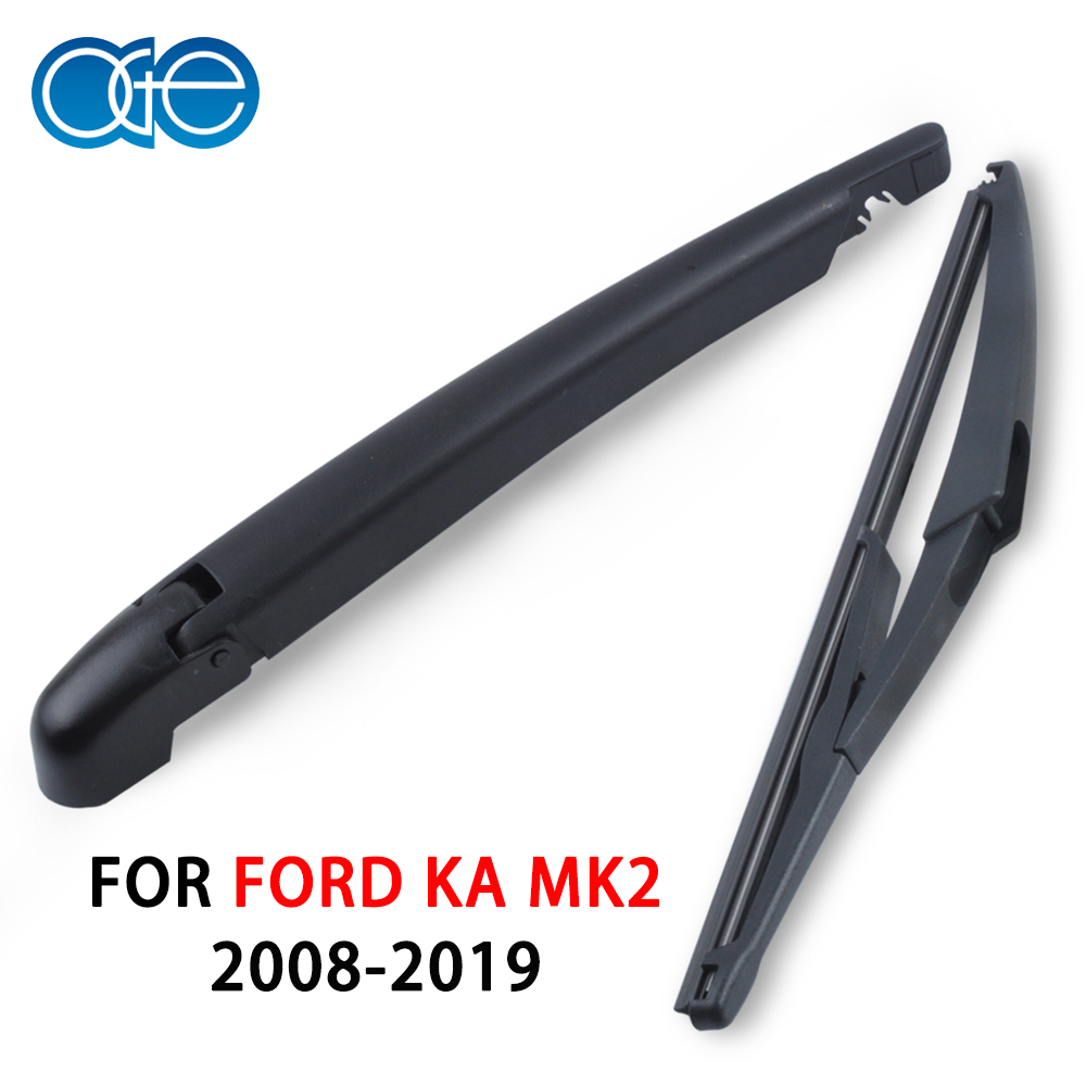 OGE Premium Rear Wiper Arm and Blade For Ford KA MK2 From 2008 to 2019 Windshield Car Auto Accessories(China)