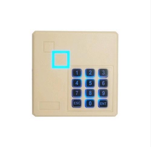 Waterproof Door Locks Pick 125KHz RFID Promixity Card Reader with Keypad  Lock Access Control Device Open the Door Free shipping high tech door locks apartment combination lock touch keypad for door access