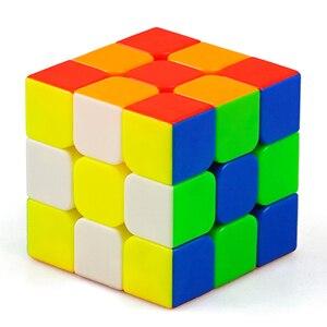 2019 يوزين البسيطة سرعة مكعب المهنية 3x3x3 المنافسة ماجيك سرعة مكعب تويست لغز لعب للأطفال هدية لغز السحر كوبو