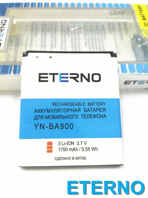 ETERNO BA900 Battery For Sony Xperia TX LT29i / J ST26i / L S36h / C210 C1905 C2005 C2104 C210 C1904 SO-04D AB-0500 Phone