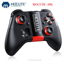 MOCUTE 054 Bluetooth3.0 Wireless Gamepad VR Game Controller Android Gaming Joystick Bluetooth Controllers PK MOCUTE 053 050(China)