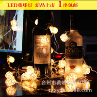 Festival Decoration Lamp LED Flash Light Room Has A Warm And Romantic Arrangement Of Manufacturers