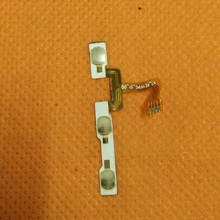 Used Original Power On Off Button Volume Key Flex Cable for