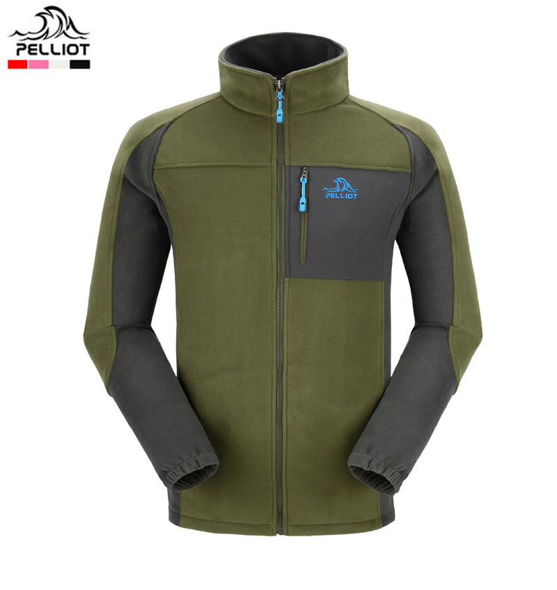 Pelliot Best Quality 100% Polyester Microfleece Fabric & Ykk ...