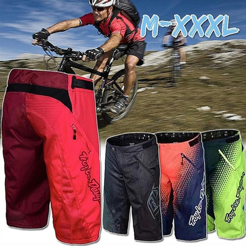 Summer Breathable Unisex Sports Motocross Mountain Bike Shorts Racing  Cycling MTB Shorts