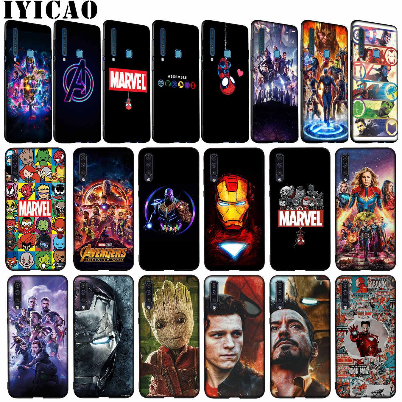 Avengers Endgame Marvel Iron Man Thanos Custodia Morbida Per