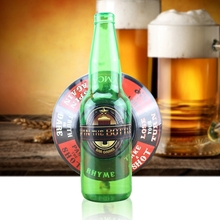 Spin The Bottle Spin Shot Drinking Game Turntable Roulette Glass недорого