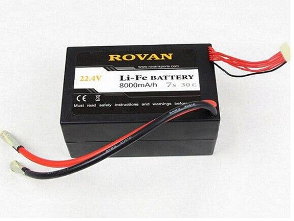 Li-Fe battery 8000 mAh 7s for 1/5 baja Gas Powered to Electric Brushless Motor baja for 1/5 hpi rovan km E-baja 5b 5t parts аккумулятор d minamoto r20 8000 mah nimh 2 штуки