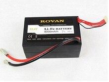 Li-Fe батареи 8000 мАч 7 s для 1/5 Baja Газе для электрических щеток Двигатель Baja для 1/5 HPI Rovan км E-Baja 5B 5 т части