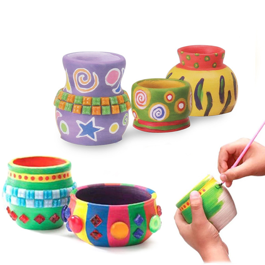 6-Mini-DIY-Handmake-Ceramic-Pottery-Machine-Kids-Craft-Toys-For-Boys-Girls-Pottery-Wheels-Arts-And