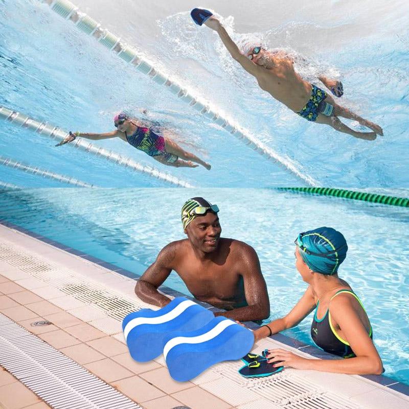 1pc EVA Swiming Float Adjustable Waist Belt Children swimming board Practice JC
