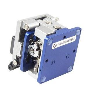 Image 4 - FC 6S Кливер для холодного контакта с 12 лезвиями, металлический материал, FTTH волоконный кабель, резак, нож, инструмент