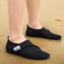 Летняя водонепроницаемая обувь; мужские пляжные сандалии; дышащая Спортивная обувь; мужские быстросохнущие шлепанцы; носки для плавания и дайвинга; Tenis Masculino