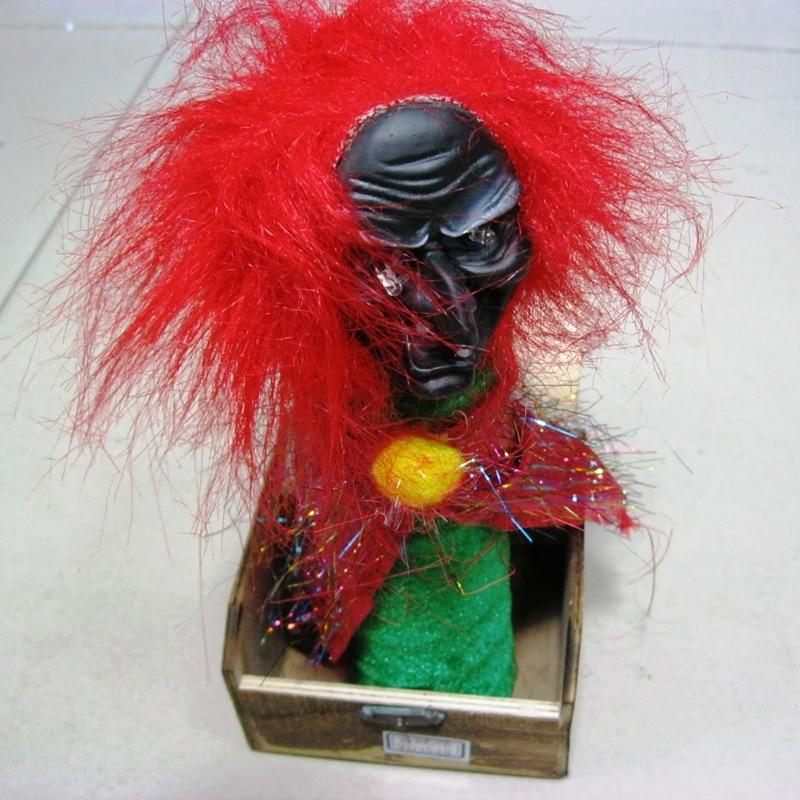 Halloween for Toy Teljes Npc meglepett fa dobozok (véletlenszerűen meglepetés)