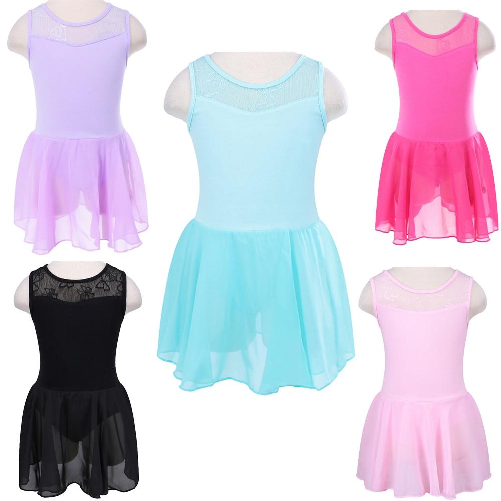 בלט שמלה לילדים ילדים ריקודים לבוש - מוצרים חדשים