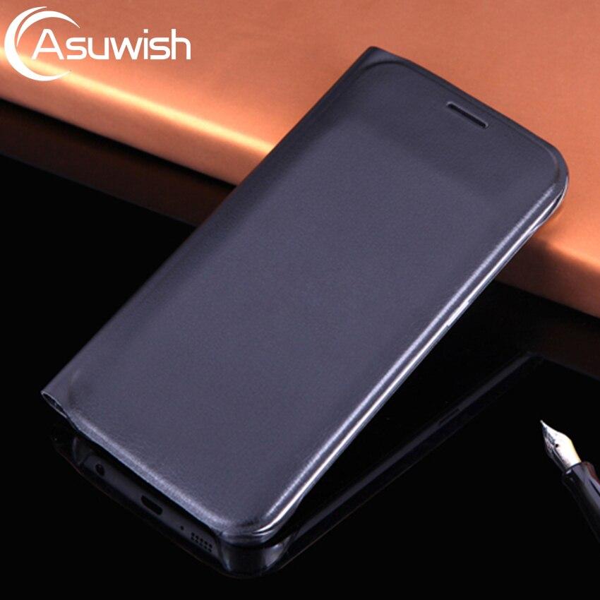 Wallet-Case S6-Edge G920FD SM-G925F Samsung Galaxy Flip-Cover for 6-s6edge/Sm/G925/..