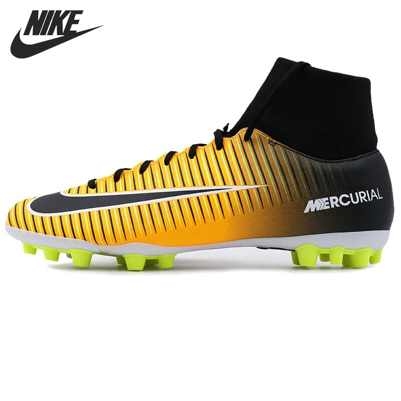 Original New Arrival 2017 NIKE VICTORY VI DF AG-R Men's Soccer/Football Shoes Sneakers