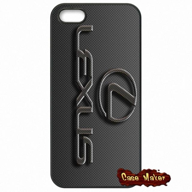 Luxury Lexus Logo Print Apple Cases