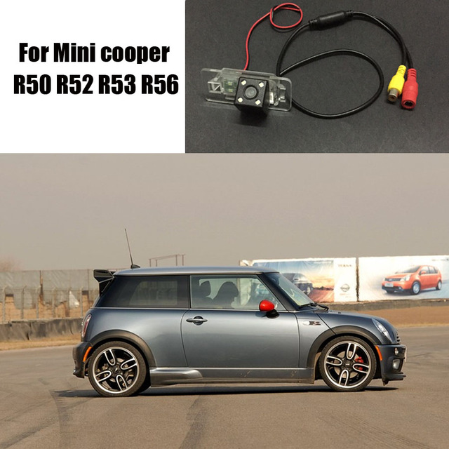Thehotcakes Reverse Back Up Camera For Mini Cooper R50 R52