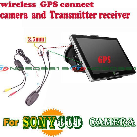 sonyccd wireless GPS