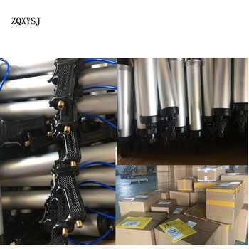 310ml Sausage Use Pneumatic Caulking Gun 9 Inches For Paint & Decorating Caulk Gun Sealant Gun Ab Silicone Glue Gun Ealant Tool