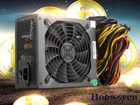 ETC BTB ZEC XMC Miners Power 1600W 12 Pcs Graphics Power Interface Mining Machine Multi Line