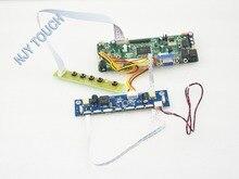 VGA DVI HDMI LCD Controller Board HDMI for MT190AW02 V.4 19 inch 1440×900 MT190AW02-V4 LVDS LED LCD driver board HDMI