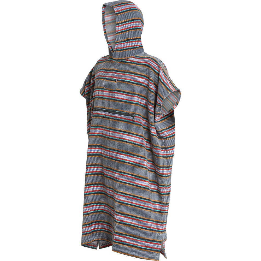 HOODED PONCHO ผ้าเช็ดตัว Mens Beach Surfing Wetsuit Watersports