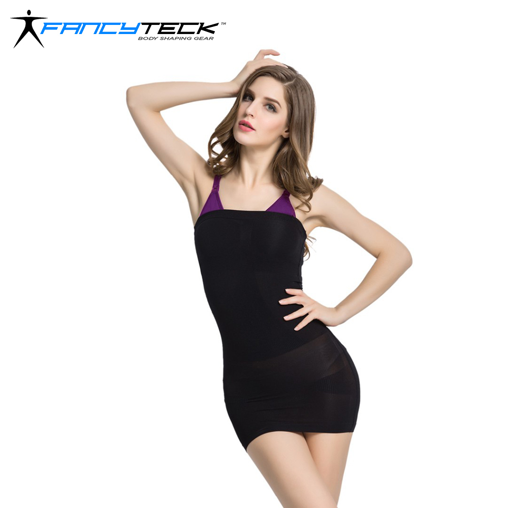 8458b40bf9e Wedding Dress Canonicals Tummy Control Bodysuits Lady s Control Tube  Underwear Dress Body Chest Wrap Dress Control Slips-in Control Slips from  Women s ...
