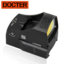 DOCTER Automatic Illuminate Tactical Reflex Red Dot Sight For Airsoft Rifle Scope