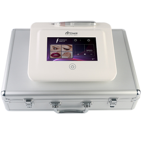 Image 5 - New Artmex V11 Pro Digital Eyebrow Lip Tattoo Machine Permanent Makeup Micro needle Therapy Device MTS PMU System