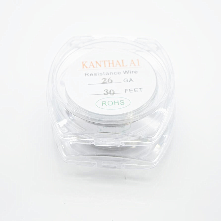 Original 10m/roll Kanthal A1 Wire Resistance Wire 20/22/24/26/28 AWG ...