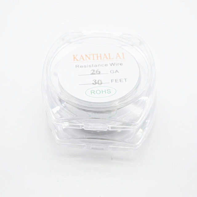 Online Shop Original 10m/roll Kanthal A1 Wire Resistance Wire 20/22 ...