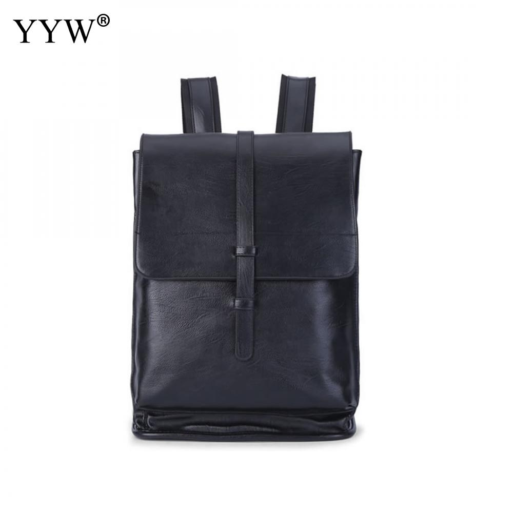 YYW 2018 Fashion Women Backpack High Quality PU Leather Backpacks for Teenager Girls Female School Shoulder Bag Rucksack mochila