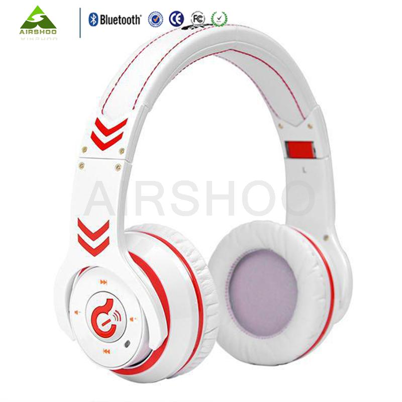 Best Brand New Unisex Syllable G18 Wireless Bluetooth HIFI Headphone Headband Headset for font b Iphone