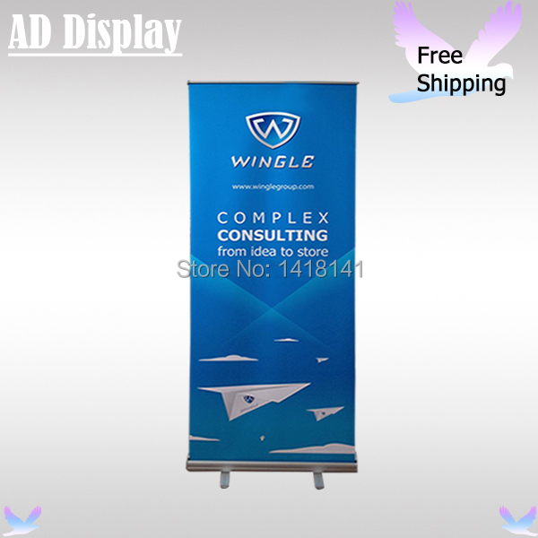 Cm New Economical Model Aluminum Pull Up Advertising Banner - Vinyl business bannersonline get cheap printing vinyl banners aliexpresscom alibaba