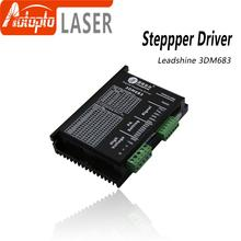 цена на Leadshine 3 Phase 3DM683 Stepper Motor Driver 20-60VDC 0.5-8.3A