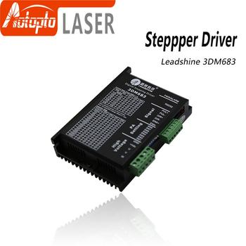 Leadshine 3 Phase 3DM683 Stepper Motor Driver 20-60VDC 0.5-8.3A